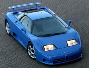 Před dvaceti lety: Bugatti EB110, zapomenutý předek Veyronu