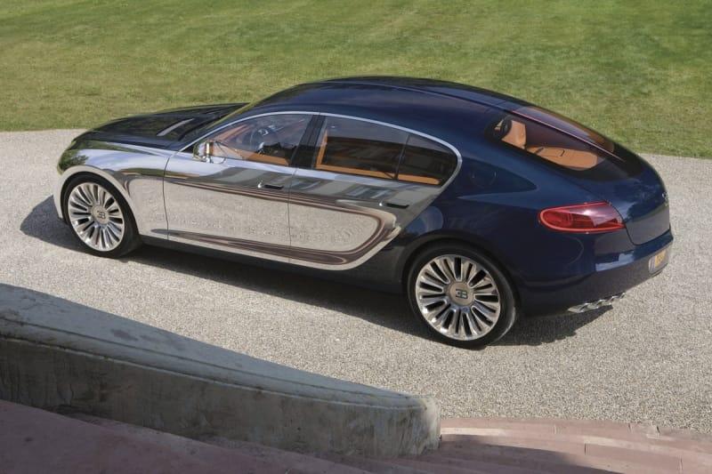 Bugatti Galibier dostalo zelenou. Bude stát 23 milionů