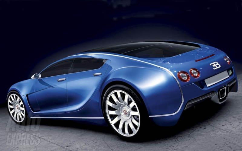 Bugatti Bordeaux: exkluzivní sedan se brzy představí světu