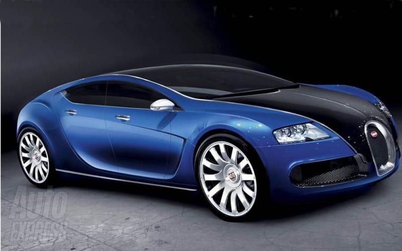 Bugatti Royale: čtyřdveřový Veyron se představí ve Frankfurtu