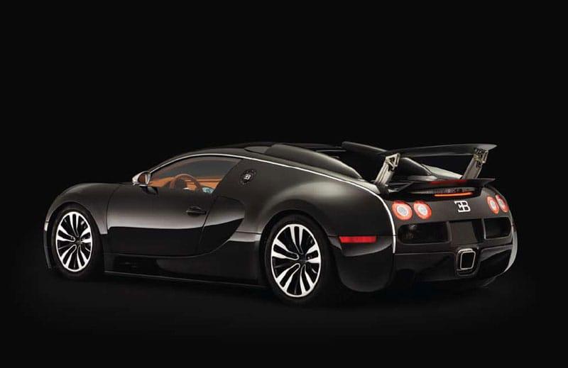 Bugatti Veyron Sang Noir: další unikát na obzoru