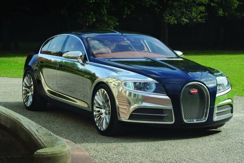 FOTOGALERIE: Bugatti 16C Galibier za 23 milionů