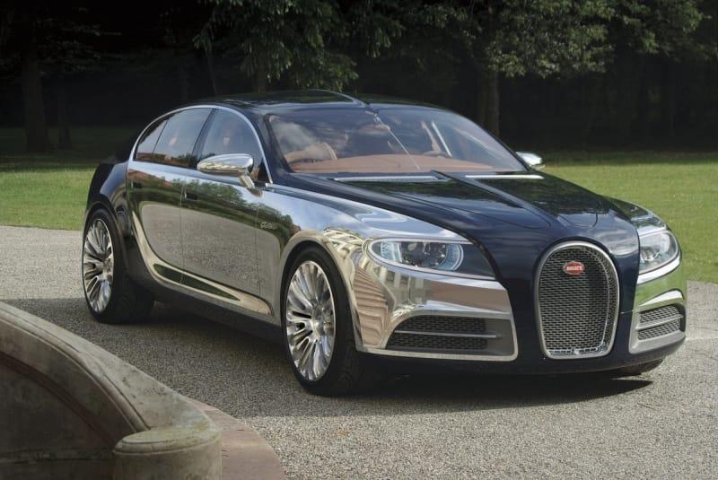 Koncept Bugatti Galibier: tak jsme se nakonec dočkali
