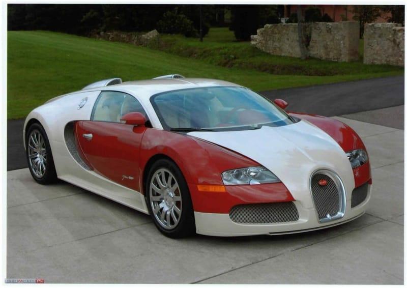 Unikátní Bugatti Veyron Pegaso je na prodej za 1,8 milionu eur