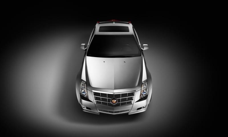 Cadillac CTS Coupe: můžeme se těšit i na ostré Véčko