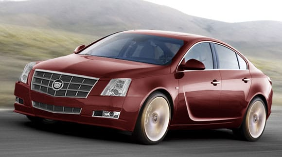 Cadillac Insignia: GM se chystá využít evropské auto roku