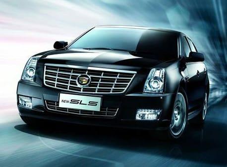 Cadillac SLS: luxusní limuzína vyjíždí na čínský trh
