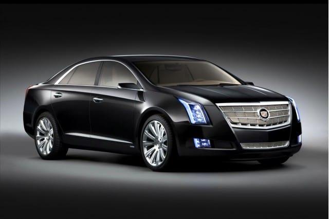 Cadillac XTS Platinum Concept: útok na zavedené aristokraty