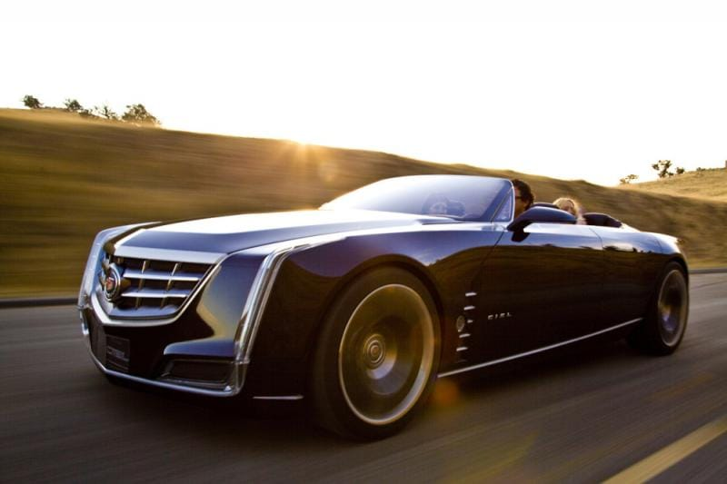 Překvapení: luxusní Cadillac Ciel se bude vyrábět