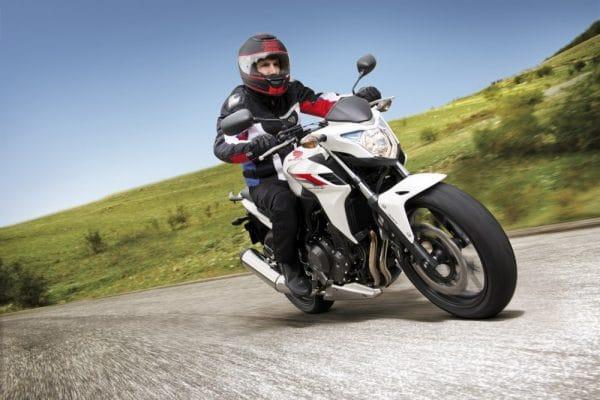 Honda CB500F: modla teenagerů