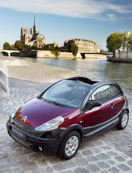 Citroën C3 Pluriel Charlestone: pocta speciální Kachně
