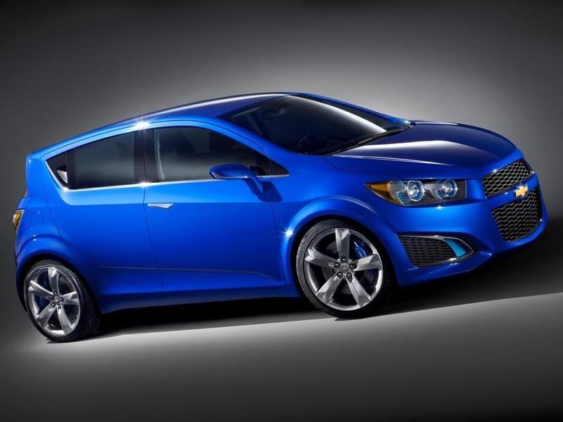 Chevrolet: příští rok přijdou do Evropy tři zcela nové modely