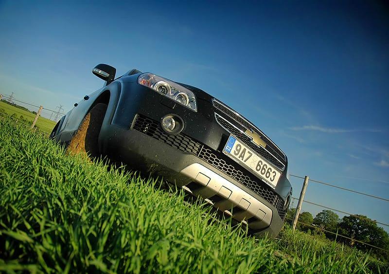 Chevrolet Captiva 3.2 V6: cena versus kvalita