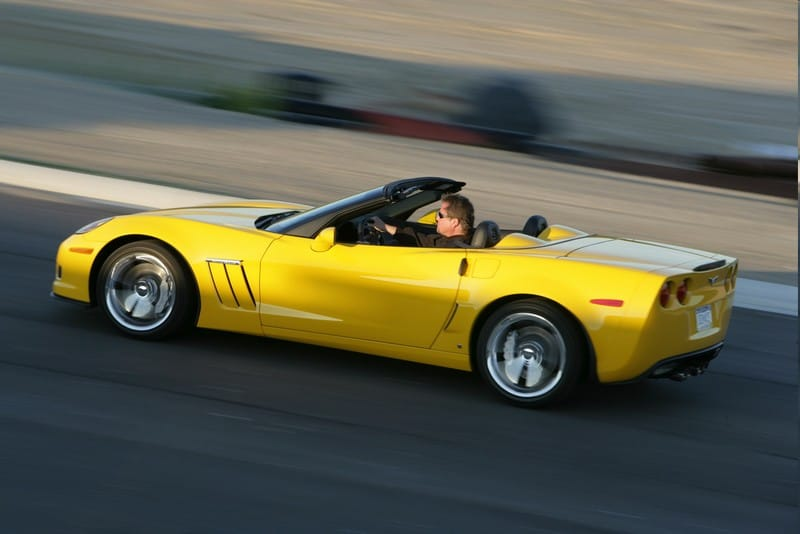 Chevrolet Corvette Grand Sport: sportovní legenda v novém