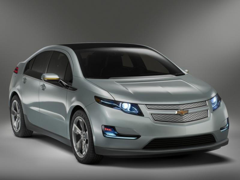 Chevrolet Volt v praxi: dojezd až 1600 kilometrů