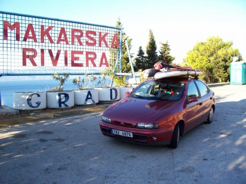 Po nové dálnici až na jih Chorvatska