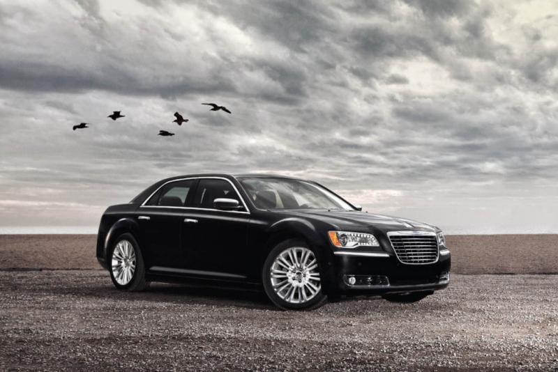 FOTOGALERIE: Uhlazený mafián. Chrysler 300C se změní