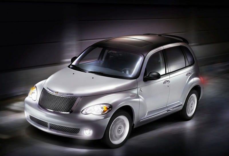 Chrysler PT Cruiser se bude dál vyrábět