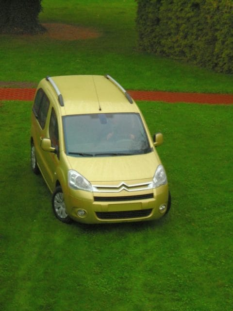 Představujeme: Citroën Berlingo nové generace