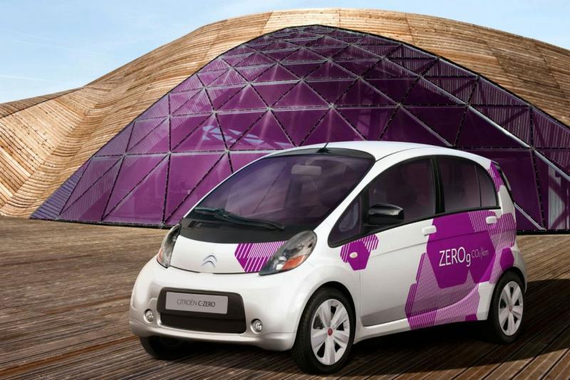 Citroën prodal stovky elektromobilů C-Zéro a Berlingo First Electrique