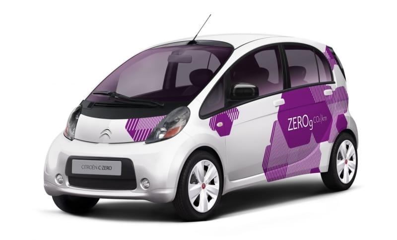 Citroën C-Zero: francouzský elektromobil z Japonska