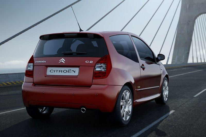 Citroën oživil městské miniauto C2