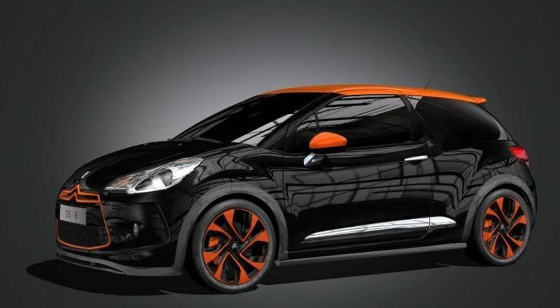 Citroën DS3-R: bude z futuristického hatchbacku závodník?