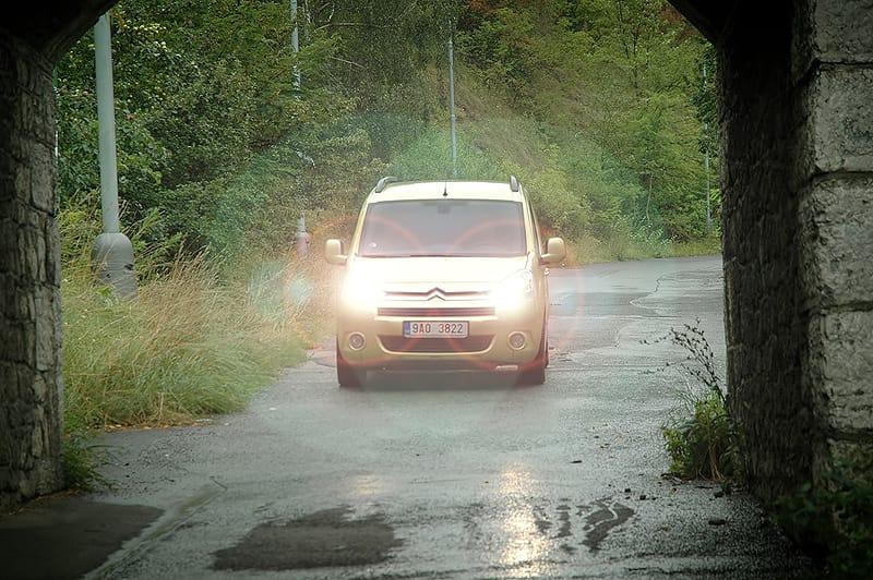 Citroën Berlingo Furgon 1.6 HDi: práce šlechtí