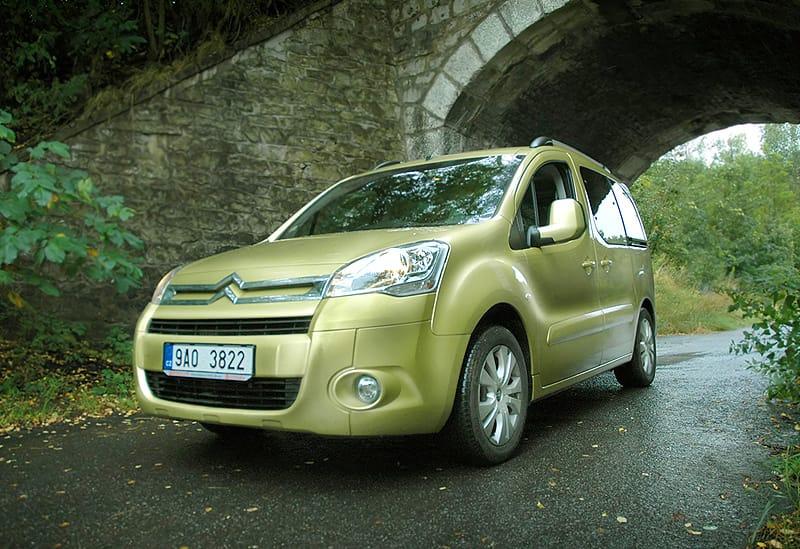 Citroën Berlingo 1.6 HDi Multispace: příjemný stěhovák