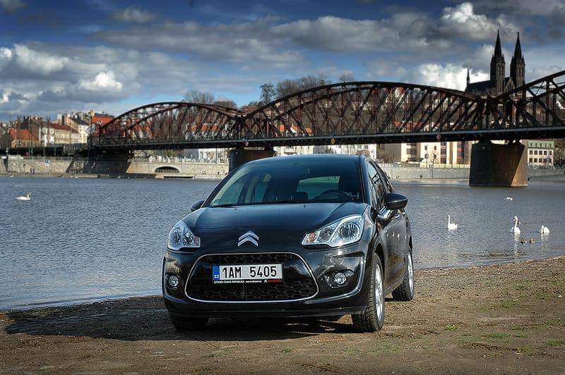 Citroën C3 – VISIODRIVE: první jízdní dojmy