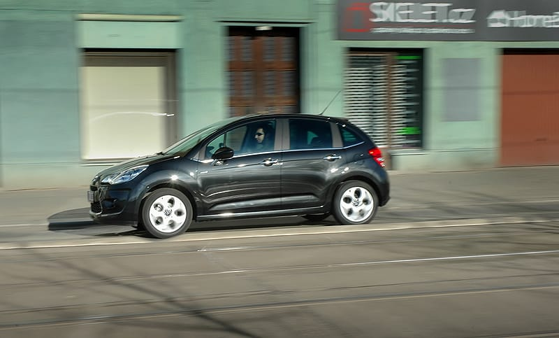 Citroën C3 1.4 VTi: I like your style!