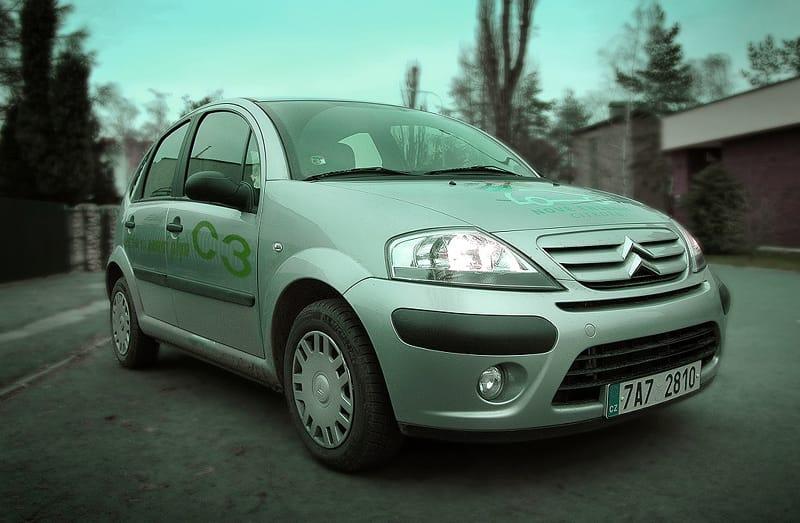 Citroën C3 1.4i CNG: jezdím na zemní plyn