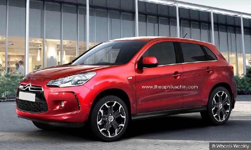 Citroën C3 Crosser: vize nebo realita?