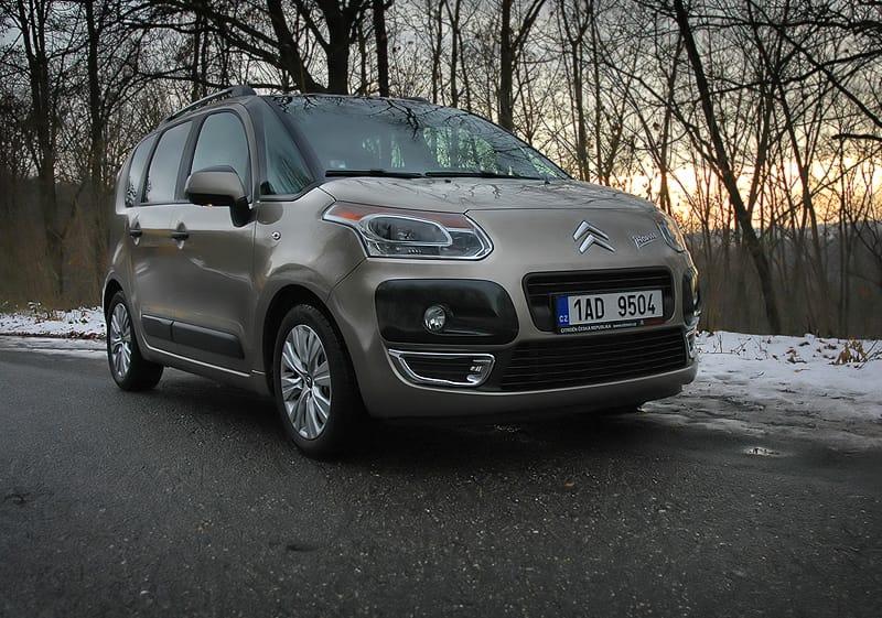 Citroën C3 Picasso 1.6 VTi: pro dynamickou rodinu