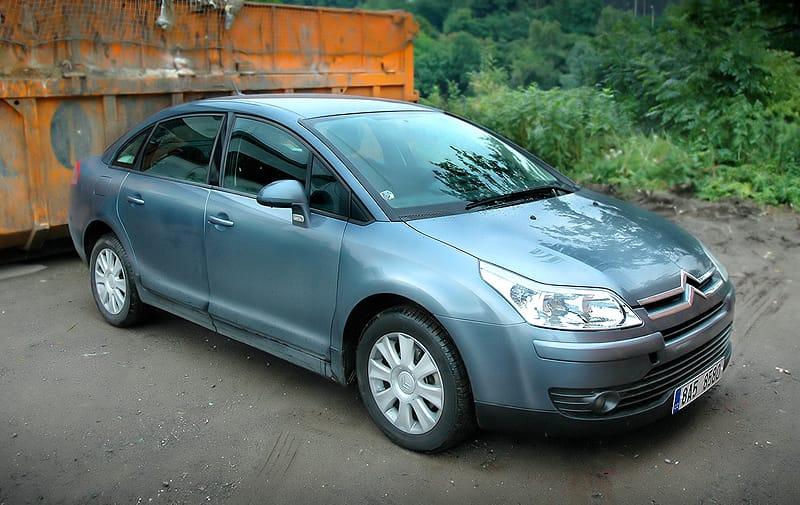 Citroën C4 Sedan: zahozený potenciál kvality