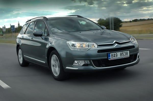 Citroën C5 a Berlingo vyjíždí s novými motory