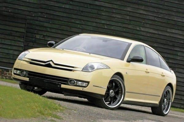Citroën C6 Pallas: ještě více pohodlí