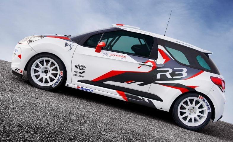 Citroën DS3 R3: opravdový závodní speciál ve vaší garáži