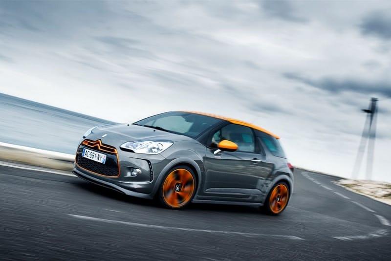 Citroën DS3 Racing: ostrá stylovka oficiálně