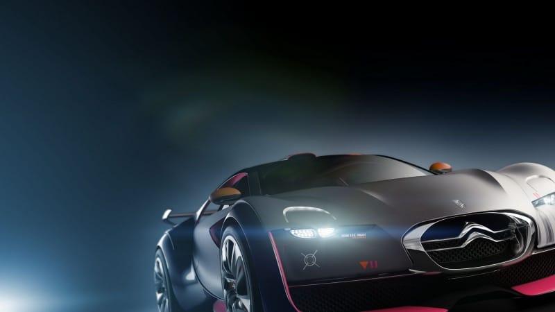 Ženeva 2010: Citroën Survolt Sports Car Concept