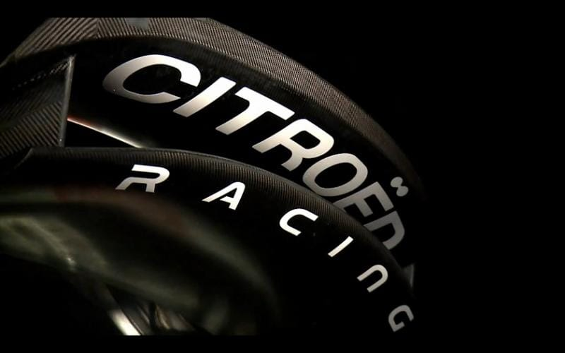 VIDEO: Citroën DS3 WRC poodhalen