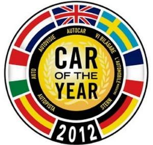 Evropské auto roku 2012: zde je 35 nominací, kdo zvítězí?