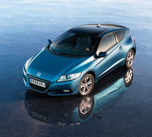 Honda CR-Z, sportovní-hybridní kupé, přichází na český trh