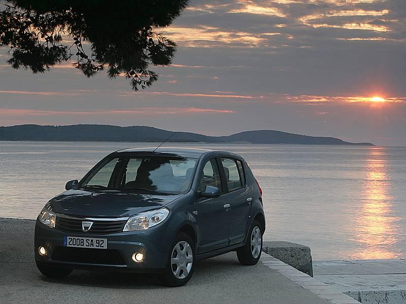 Představujeme Dacia Sandero: hodně prostoru za málo peněz