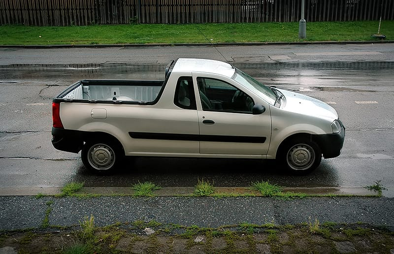Dacia Logan Pick-up 1.5 dCi: nenáročný pracant