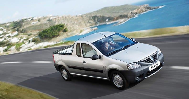 Dacia Logan Pick-Up: na českém trhu od února