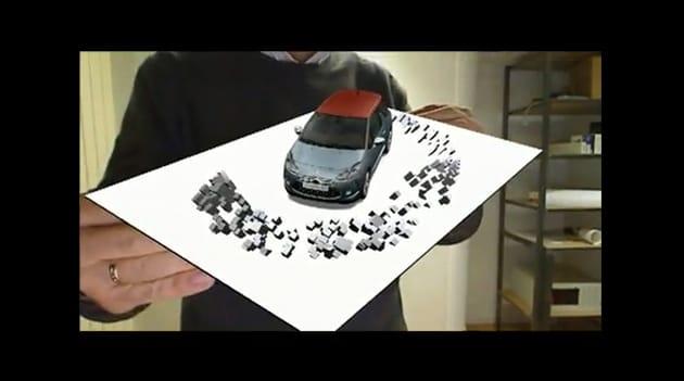 VIDEO: Vyzkoušejte si Citroën DS3 ve virtuální realitě