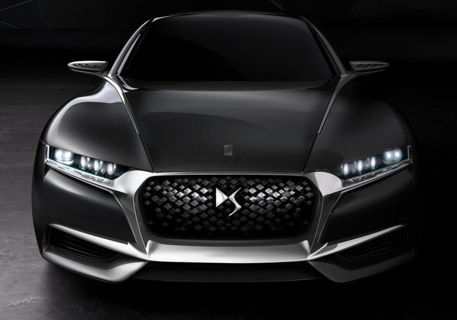 Koncept Divine DS od Citroënu ozdobí krystaly Swarovski