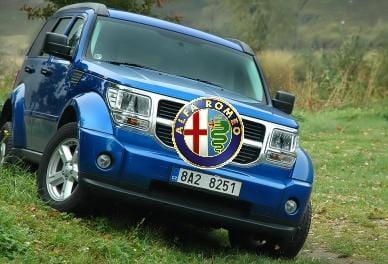 Bude se Dodge v Evropě prodávat pod značkou Alfa Romeo?