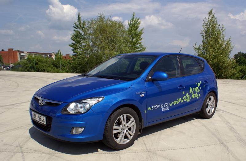 Hyundai i30 1.6 CRDi ISG: skromný sportovec